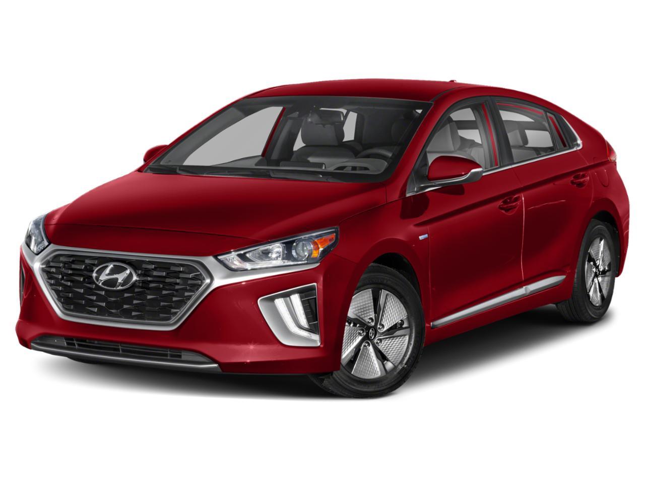 2022 Hyundai IONIQ Hybrid Vehicle Photo in Odessa, TX 79762