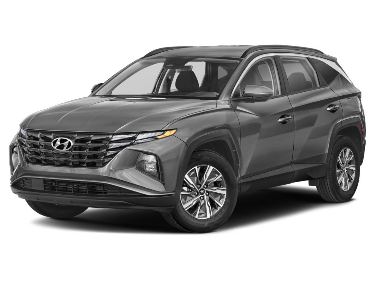 2022 Hyundai Tucson Hybrid Vehicle Photo in O'Fallon, IL 62269