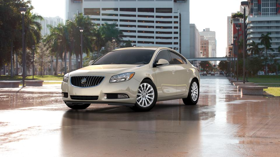2012 Buick Regal Vehicle Photo in ELLWOOD CITY, PA 16117-1939