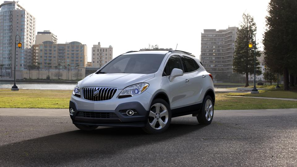 2013 Buick Encore Vehicle Photo in ELYRIA, OH 44035-6349