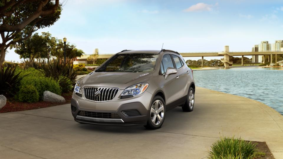 2014 Buick Encore Vehicle Photo in SAINT CLAIRSVILLE, OH 43950-8512