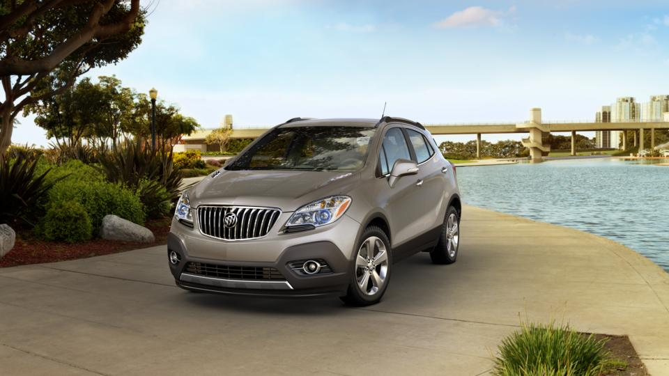 2014 Buick Encore Vehicle Photo in Akron, OH 44312