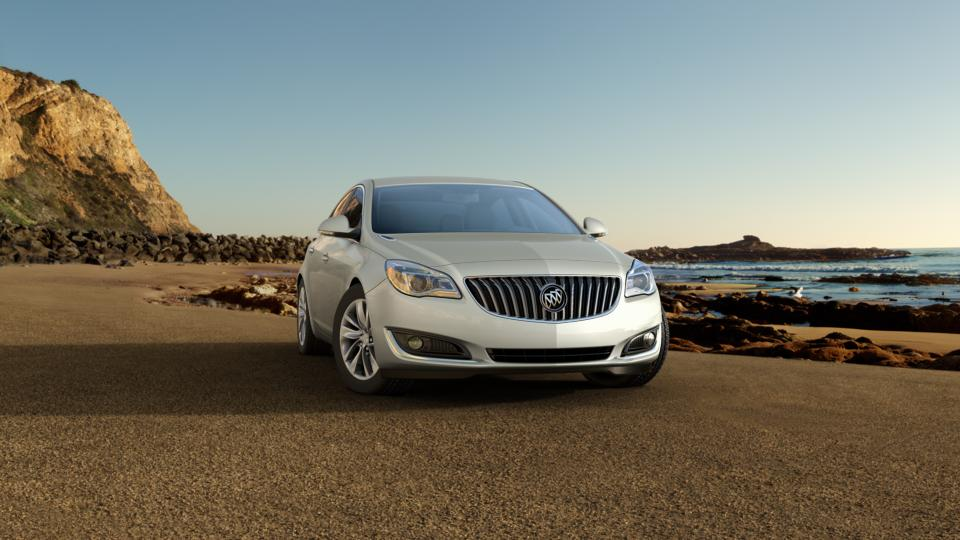 Used 2014 Buick Regal Premium 1 with VIN 2G4GN5EX6E9268496 for sale in Brooklyn Center, Minnesota