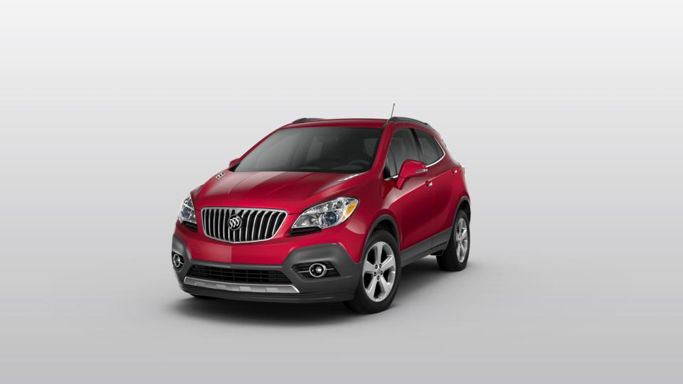2016 Buick Encore Vehicle Photo in ELLWOOD CITY, PA 16117-1939