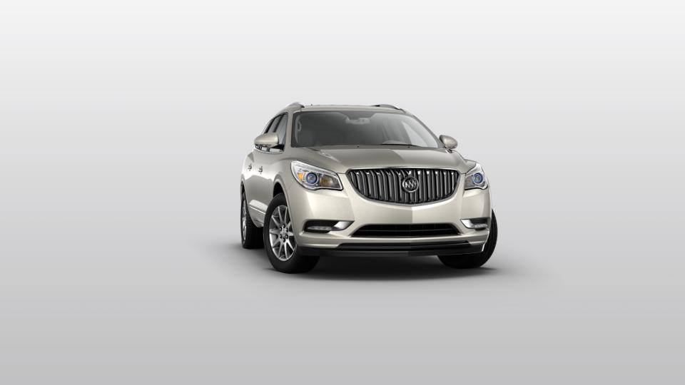 Certified 2017 Buick Enclave Leather with VIN 5GAKVBKD2HJ136031 for sale in Brooklyn Center, Minnesota