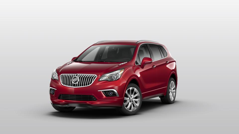 2017 Buick Envision Vehicle Photo in TREVOSE, PA 19053-4984