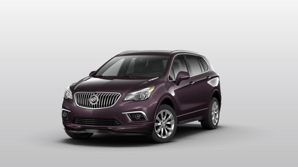 2017 Buick Envision Vehicle Photo in MADISON, WI 53713-3220
