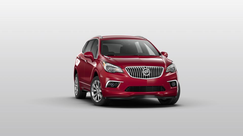 Used 2017 Buick Envision Essence with VIN LRBFXBSA1HD198386 for sale in Litchfield, Minnesota