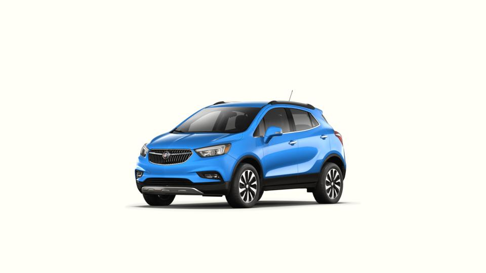 2018 Buick Encore Vehicle Photo in SAINT CLAIRSVILLE, OH 43950-8512