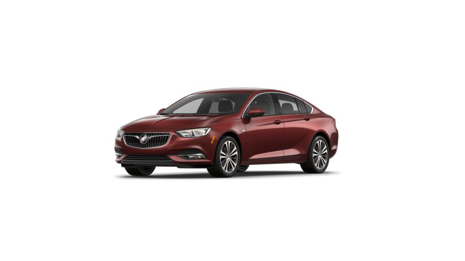 2018 Buick Regal Sportback Vehicle Photo in WILLIAMSVILLE, NY 14221-2883