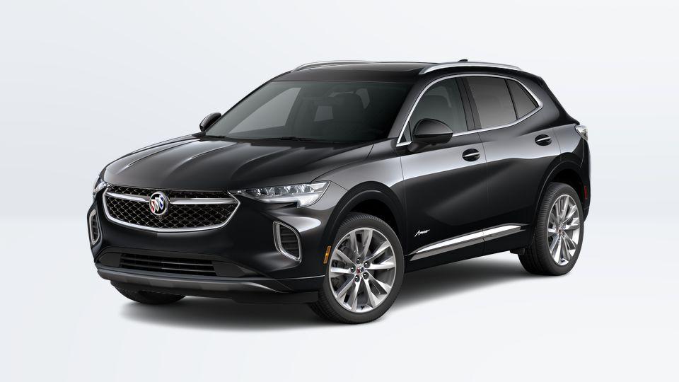 2022 Buick Envision Vehicle Photo in SAN ANTONIO, TX 78254-9999