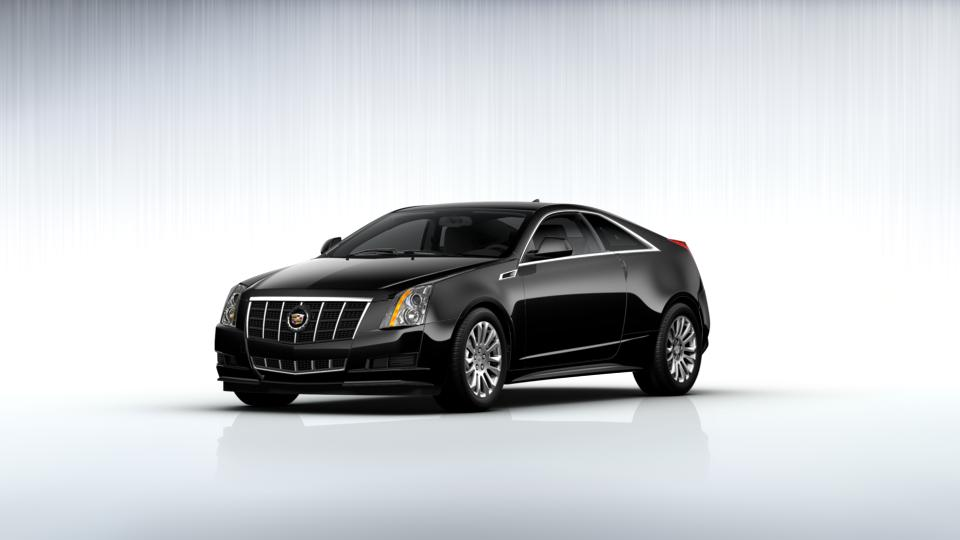 2012 Cadillac CTS Coupe Vehicle Photo in Akron, OH 44312