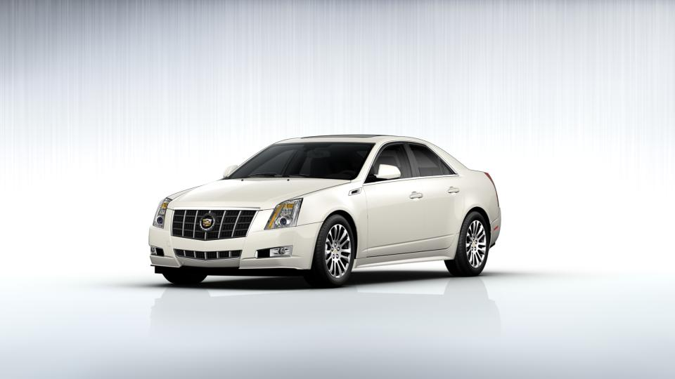 2012 Cadillac CTS Sedan Vehicle Photo in Evansville, IN 47715