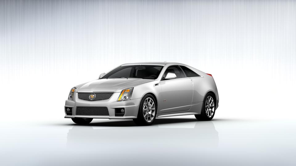 2012 Cadillac CTS-V Coupe Vehicle Photo in CLARKSVILLE, TN 37040-3247