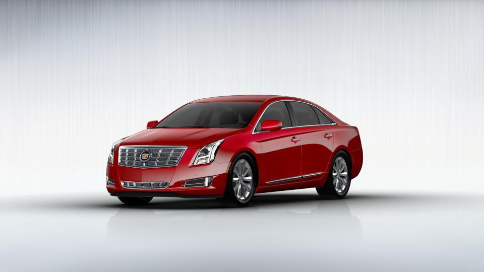 2013 Cadillac XTS Vehicle Photo in MADISON, WI 53713-3220