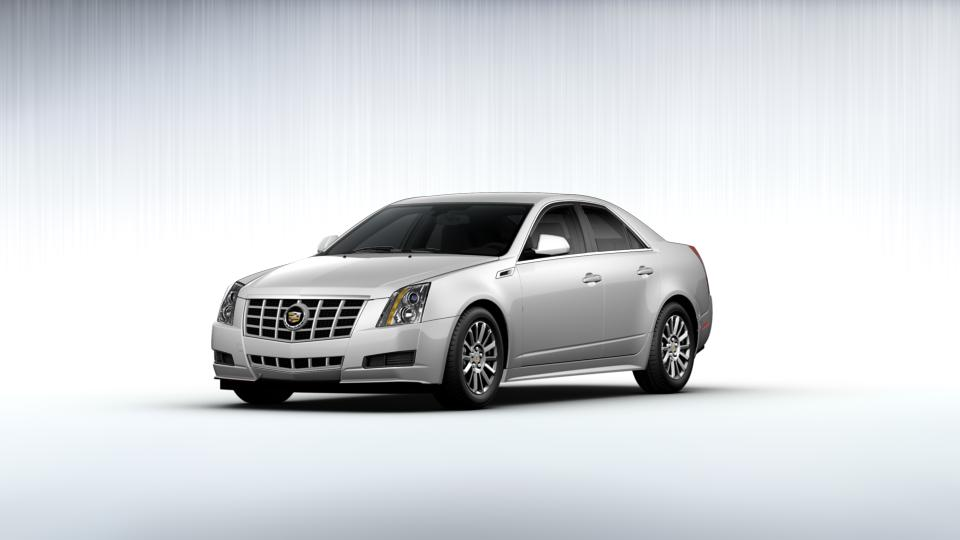 Used 2013 Cadillac CTS Sedan Luxury Collection with VIN 1G6DG5E53D0141247 for sale in Foley, Minnesota