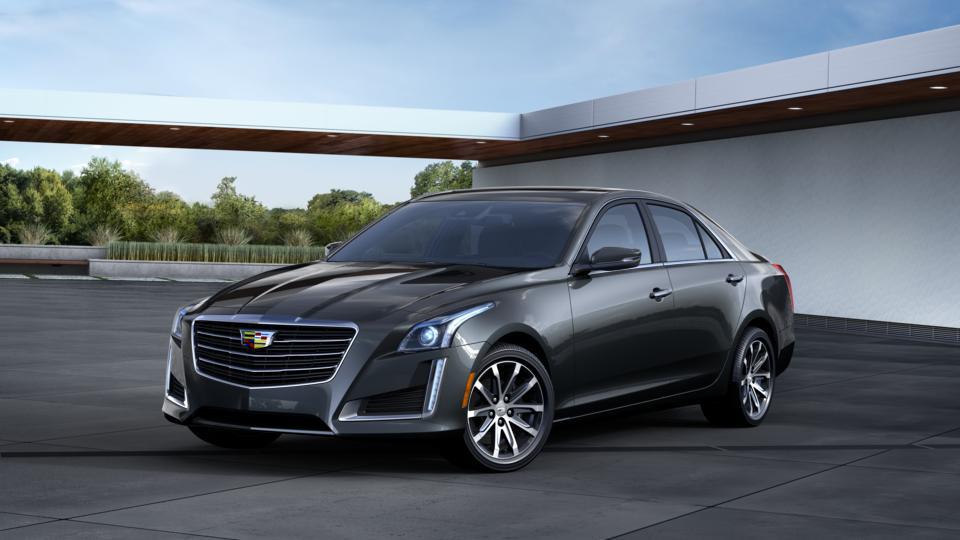 2016 Cadillac CTS Sedan Vehicle Photo in TUCSON, AZ 85705-6014