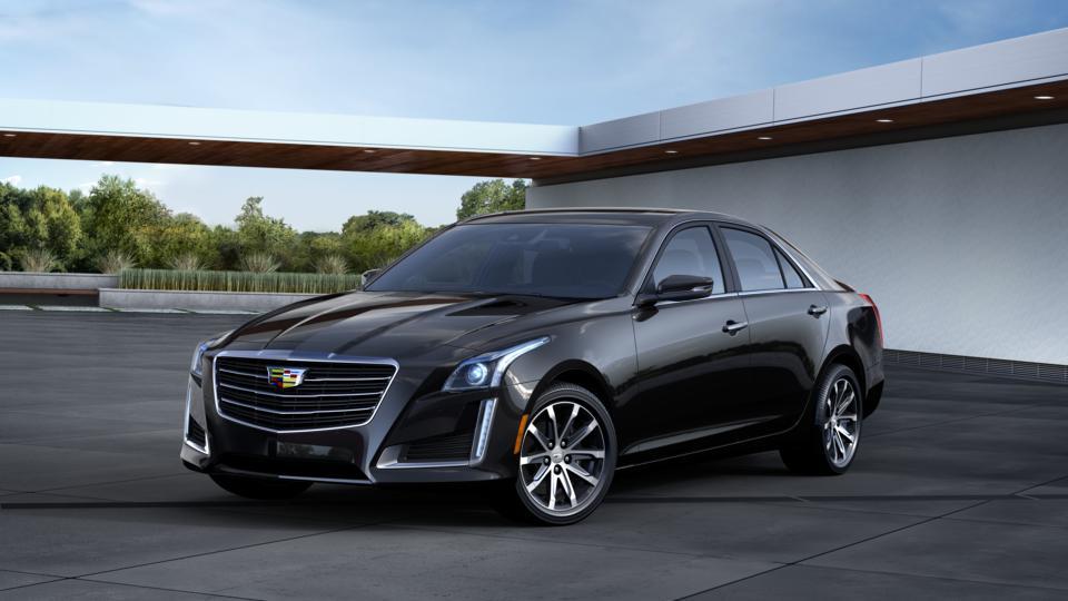 2016 Cadillac CTS Sedan Vehicle Photo in TEMPLE, TX 76504-3447