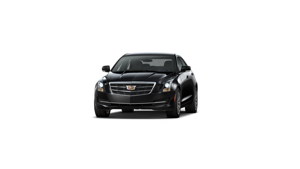 2017 Cadillac ATS Sedan Vehicle Photo in ODESSA, TX 79762-8186