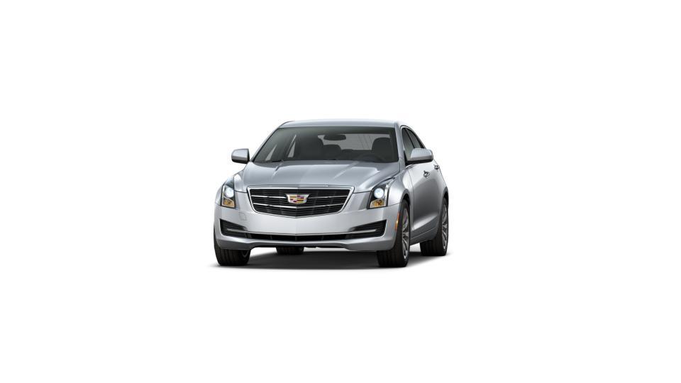2017 Cadillac ATS Sedan Vehicle Photo in LOS ANGELES, CA 90007-3795