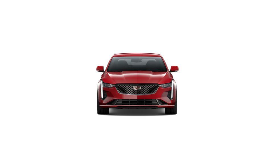 2020 Cadillac CT4 Vehicle Photo in SAN ANTONIO, TX 78230-1001