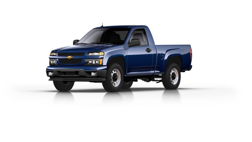 2012 Chevrolet Colorado Vehicle Photo in HUDSON, MA 01749-2782