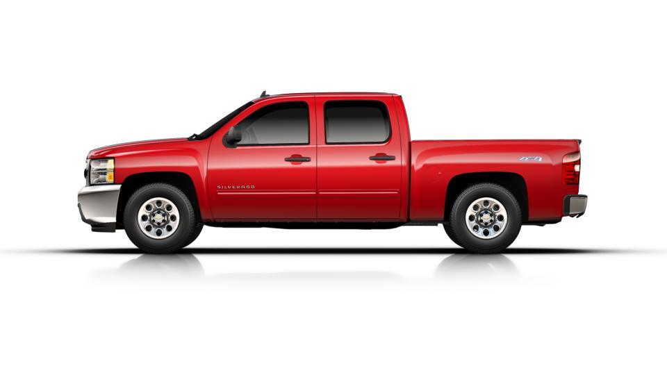 Used 2012 Chevrolet Silverado 1500 LT with VIN 3GCPKSE71CG311723 for sale in Lewiston, Minnesota