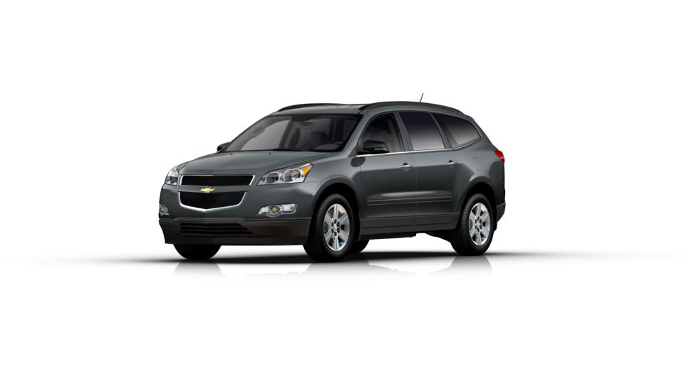 2012 Chevrolet Traverse Vehicle Photo in ELLWOOD CITY, PA 16117-1939