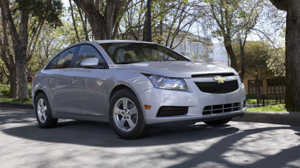 2013 Chevrolet Cruze Vehicle Photo in SAN LEANDRO, CA 94577-1512