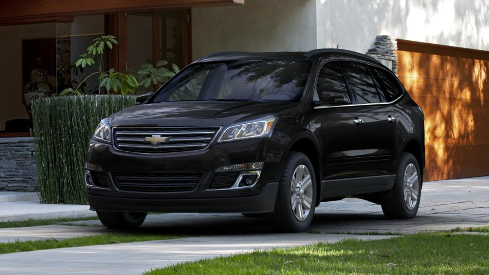 2013 Chevrolet Traverse Vehicle Photo in Coralville, IA 52241