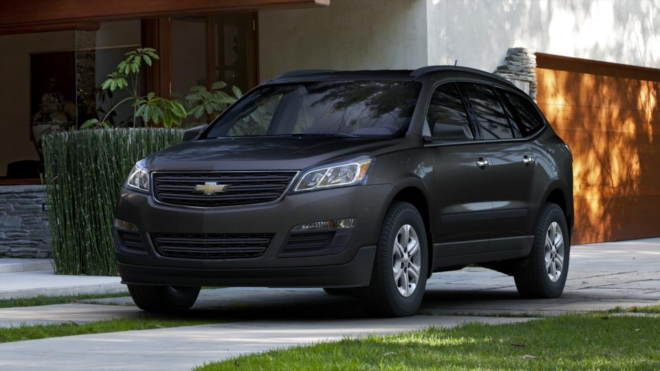 2013 Chevrolet Traverse Vehicle Photo in ELLWOOD CITY, PA 16117-1939