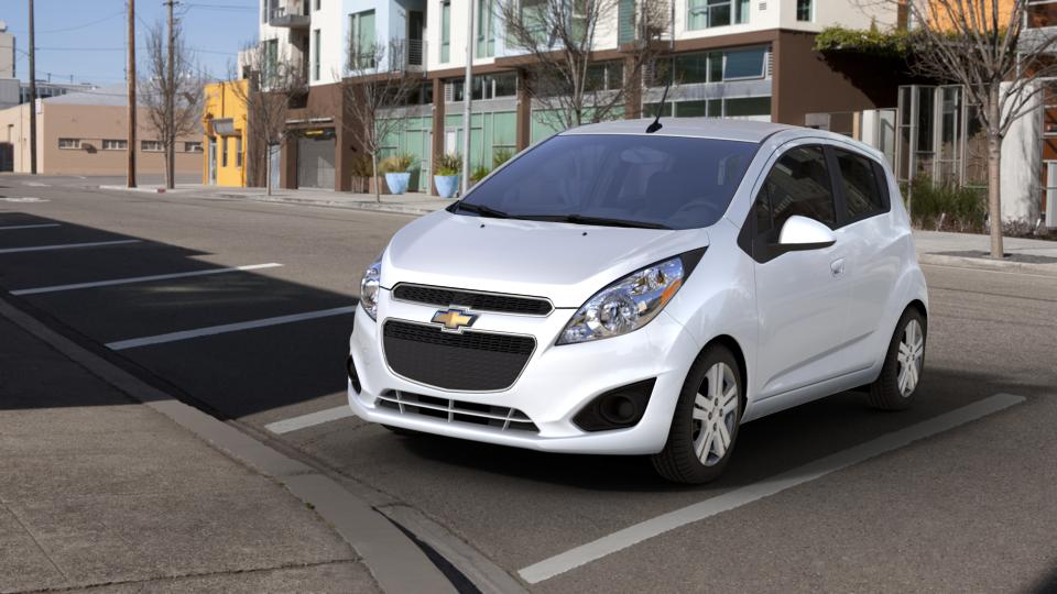 2013 Chevrolet Spark Vehicle Photo in SAN LEANDRO, CA 94577-1512
