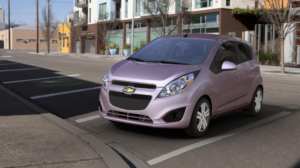 2013 Chevrolet Spark Vehicle Photo in COLORADO SPRINGS, CO 80905-7347