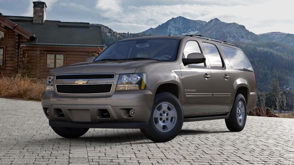 2013 Chevrolet Suburban Vehicle Photo in WEST CHESTER, PA 19382-4976