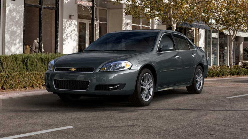 2013 Chevrolet Impala Vehicle Photo in COLUMBIA, MO 65203-3903