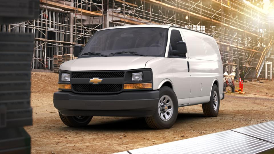 2013 Chevrolet Express Cargo Van Vehicle Photo in CHERRY HILL, NJ 08002-1462