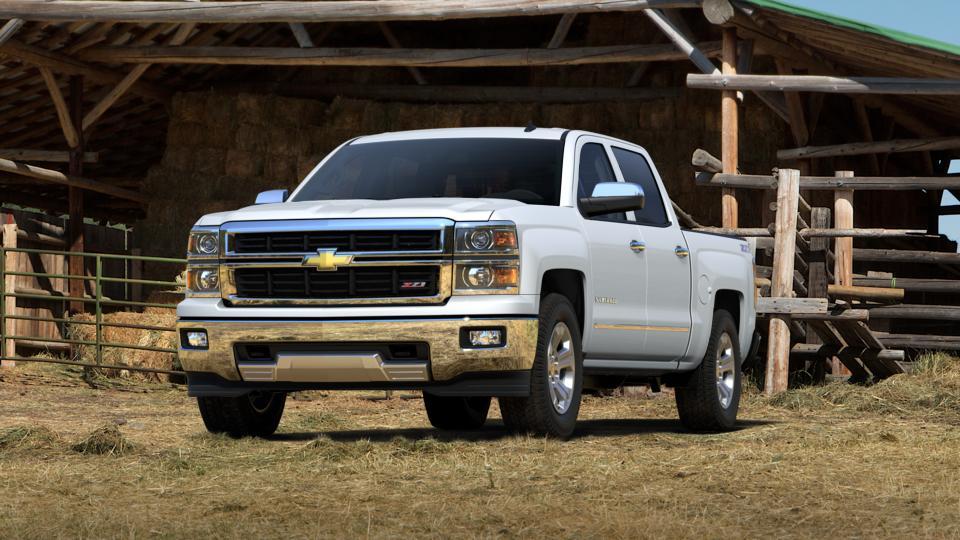2014 Chevrolet Silverado 1500 Vehicle Photo in PUYALLUP, WA 98371-4149