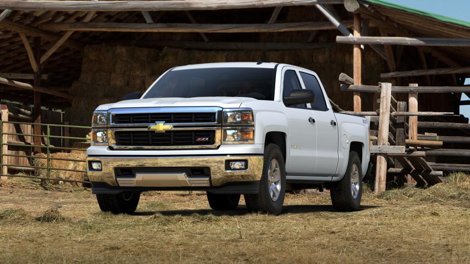 2014 Chevrolet Silverado 1500 Vehicle Photo in SELMA, TX 78154-1459