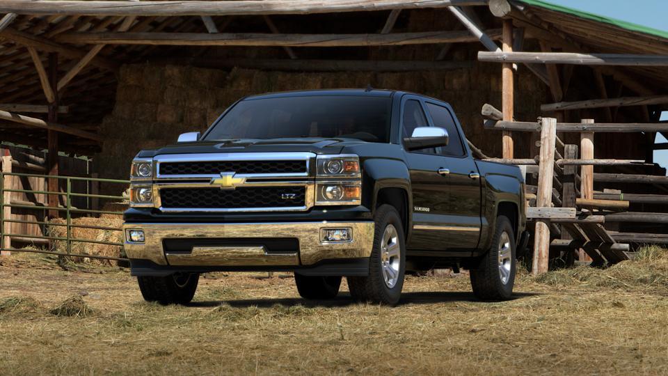 2014 Chevrolet Silverado 1500 Vehicle Photo in ODESSA, TX 79762-8186