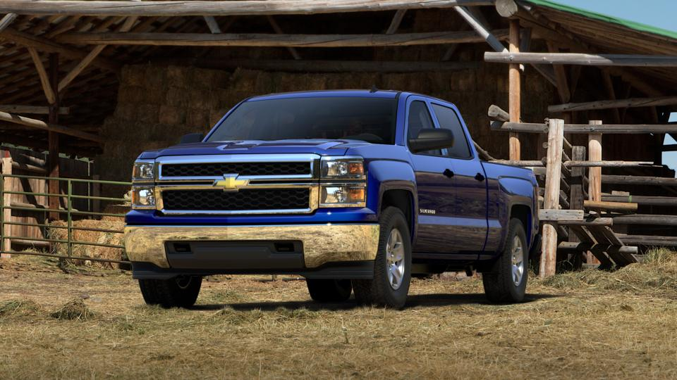 2014 Chevrolet Silverado 1500 Vehicle Photo in NOVATO, CA 94945-4102