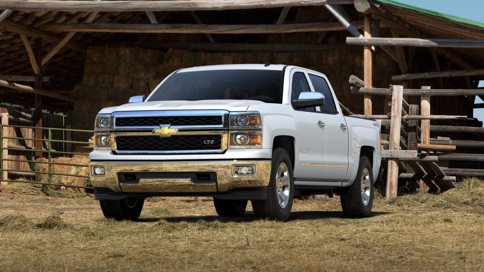 2014 Chevrolet Silverado 1500 Vehicle Photo in SPRUCE PINE, NC 28777-8581