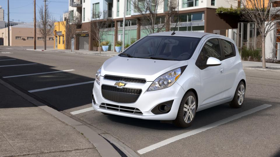 2014 Chevrolet Spark Vehicle Photo in PUYALLUP, WA 98371-4149