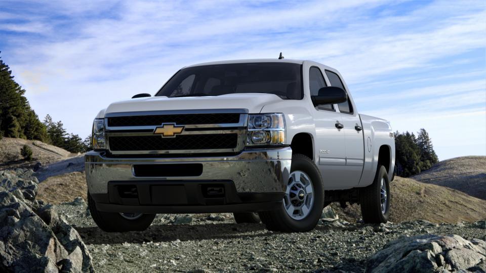 2014 Chevrolet Silverado 2500HD Vehicle Photo in GAINESVILLE, FL 32609-3647