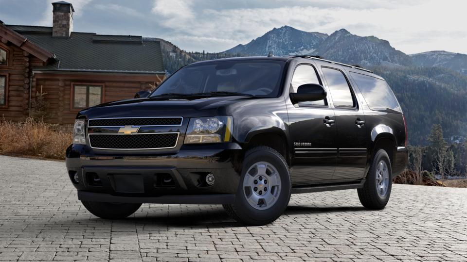 2014 Chevrolet Suburban Vehicle Photo in PORTLAND, OR 97225-3518