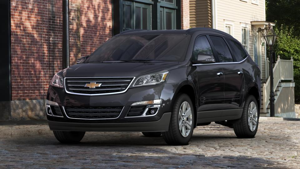 2014 Chevrolet Traverse Vehicle Photo in Coralville, IA 52241