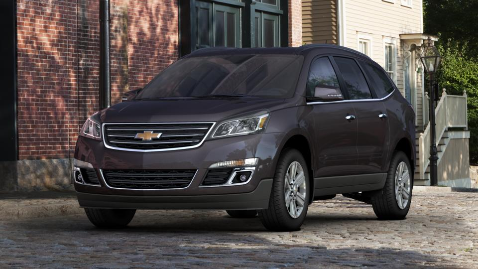 2014 Chevrolet Traverse Vehicle Photo in CASPER, WY 82609-1760