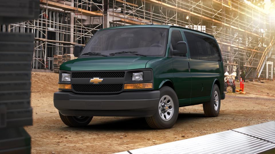 2014 Chevrolet Express Passenger Vehicle Photo in HUDSON, MA 01749-2782