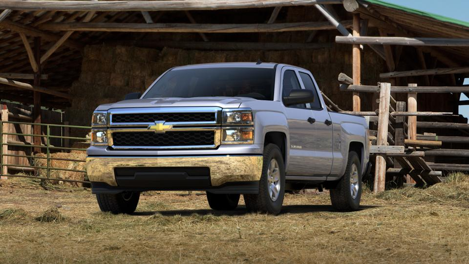 2014 Chevrolet Silverado 1500 Vehicle Photo in PITTSBURG, CA 94565-7121