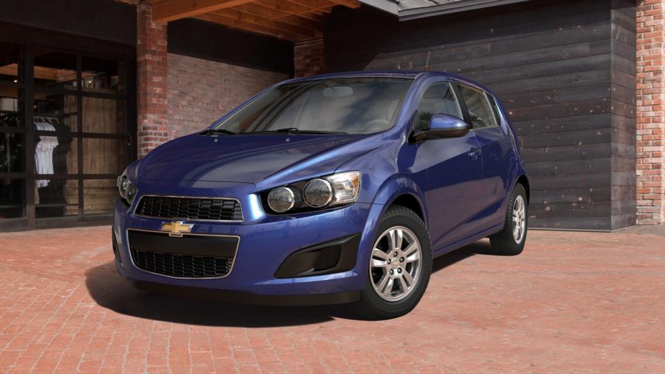 2014 Chevrolet Sonic Vehicle Photo in COLUMBIA, TN 38401-2432