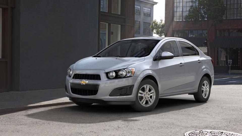 2014 Chevrolet Sonic Vehicle Photo in MEDINA, OH 44256-9001